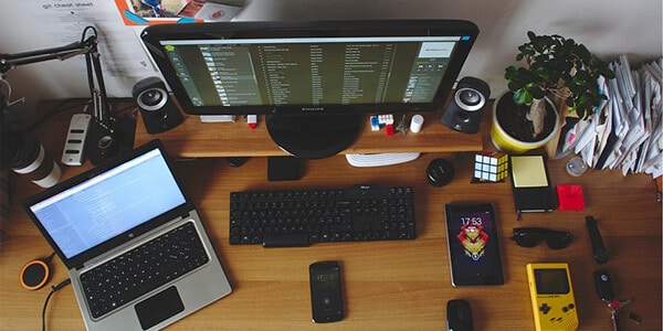 デイトレードのパソコン環境・モニター画面のセッティング