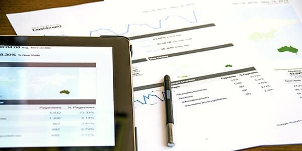 デイトレードの手法と基本的なチャートの見方
